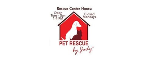 Pet Rescue by Judy Logo