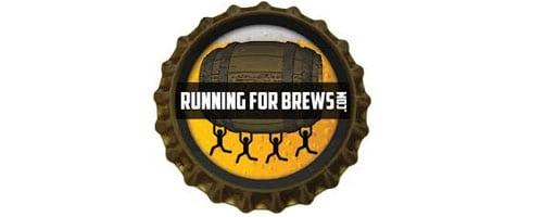 Running For Brews Logo